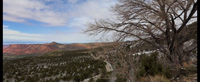 The La Sal Loop Road
