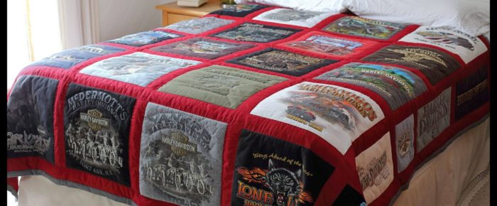 The Harley Davidson Quilt